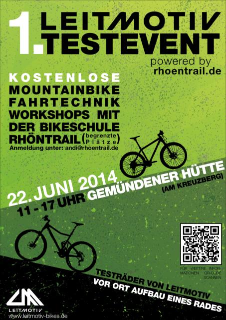 Leitmotiv-Plakat